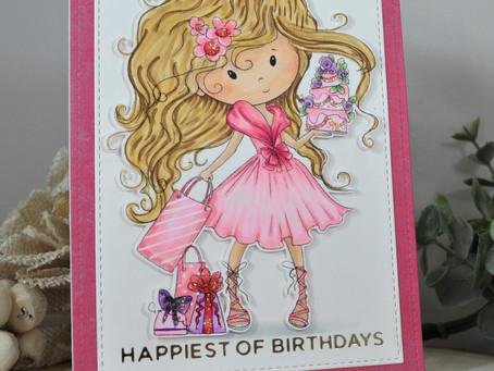 Happiest of Birthday Aubrey