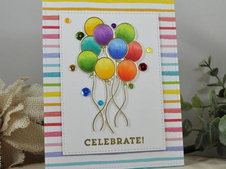 Rainbow Balloon Bundle Celebrate