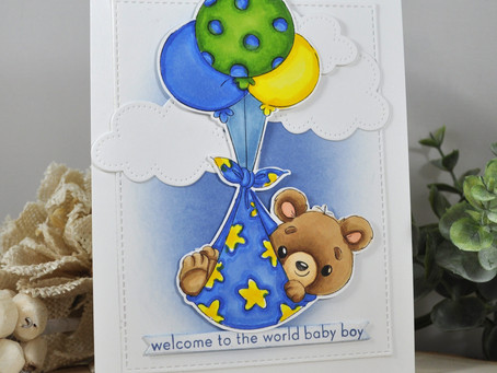 Baby Boy Welcome to the World