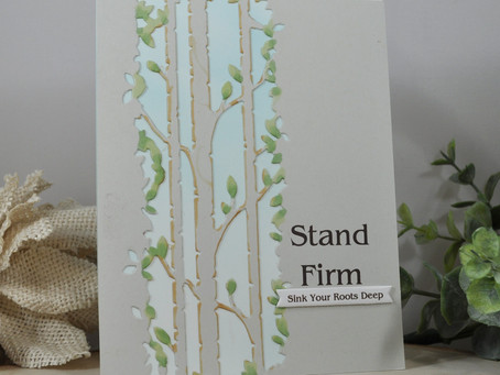 Stand Firm - Sink Your Roots Deep