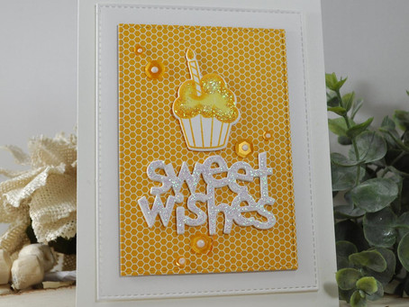Sweet Wishes Cupcake