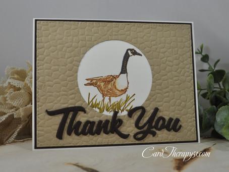 Wetlands Thank You