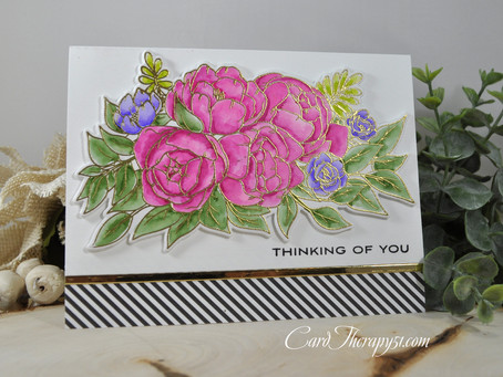 Floral Bunch Thinking of You