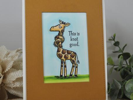 Knot Good Giraffe