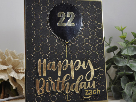 Happy 22nd Birthday Zach