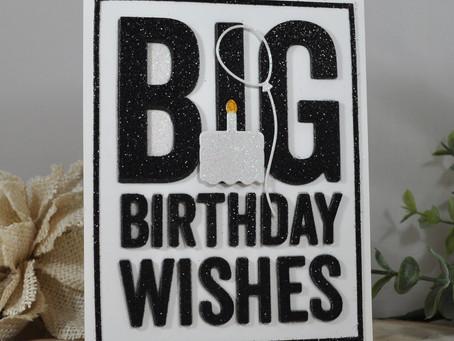 Big Birthday Wishes to Patrick
