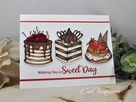 Sweet Day Mini Cakes