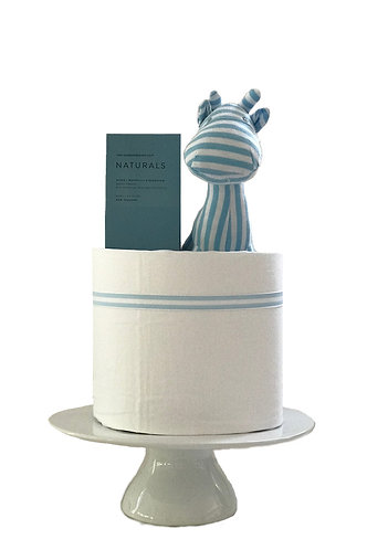 Single Tier Nappy Cake
