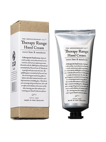 Therapy Hand Cream Sweet Lime & Mandarin