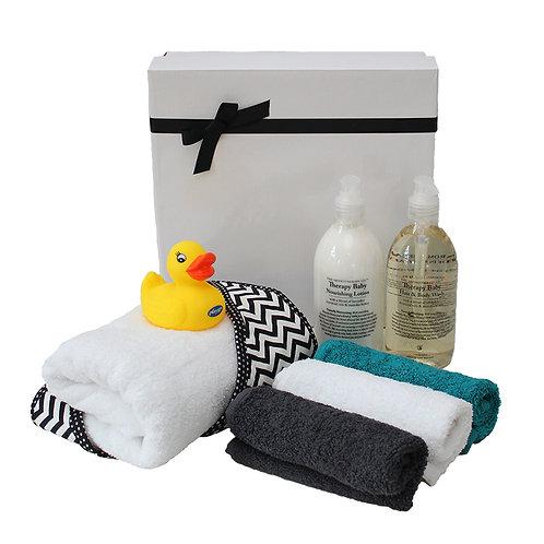Bathtime Baby Gift box