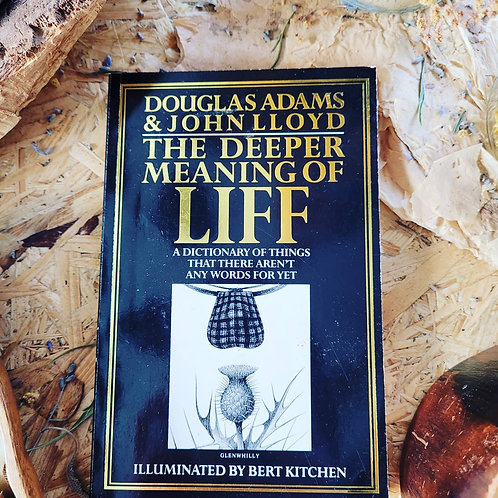 The Deeper Meaning of Life - Second Hand