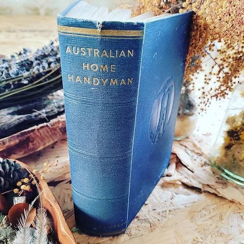 Australian Home Handyman - Vintage Book