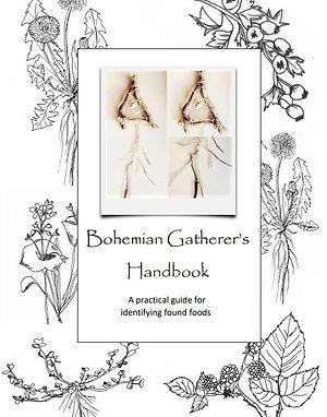 Bohemian Gatherer's Handbook - Downloadable PDF