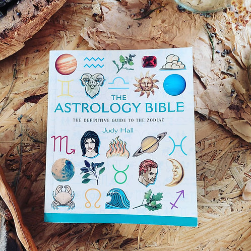The Astrology Bible - Second Hand