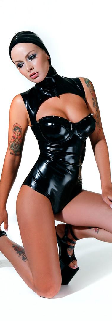 Photography: Grace Elkin Model: Tamzyn Manville