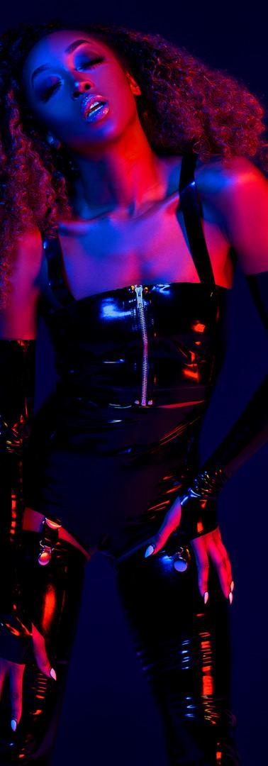 Model: Tasha Black Photographer: Xetalatex Edit: Tolu Berry