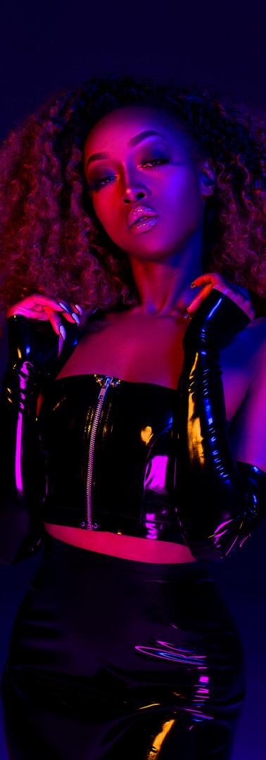 Model: Tasha Black Photography: Xetalatex Edit: Tolu Berry
