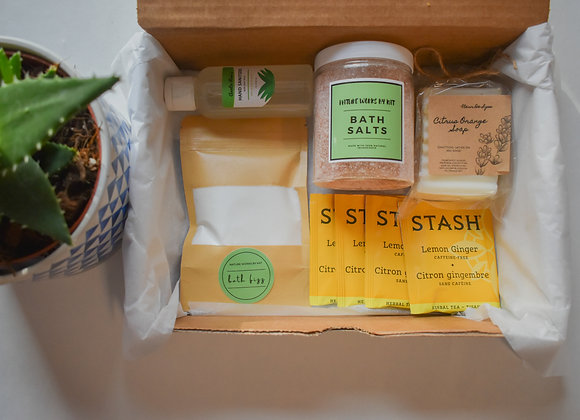 Citrus Care Box