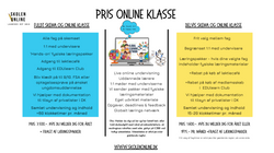Pris Online Klasse
