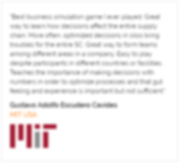 MIT - The Fresh Connection Testimonial