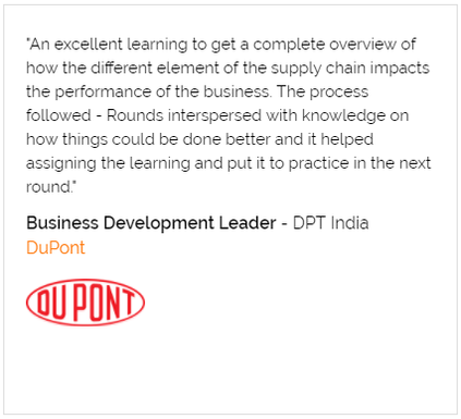 Dupont - The Fresh Connection Testimonial