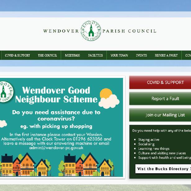 Wendover Parish Council