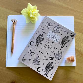 Boho Notebook