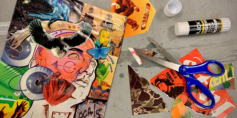 Collage Creations: Ages 10-15