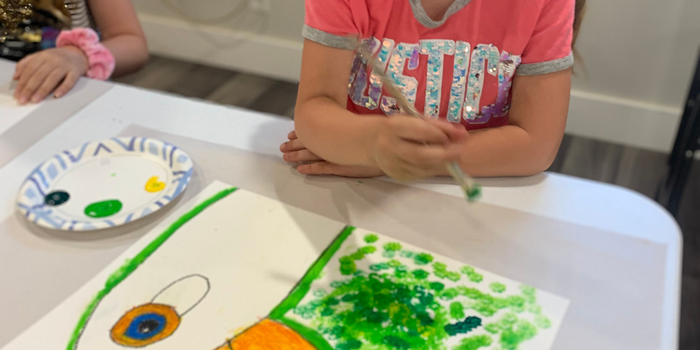"""""""All About Animals"""" Summer Session Ages 6-7"""