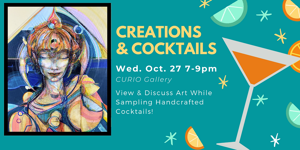 Creations & Cocktails