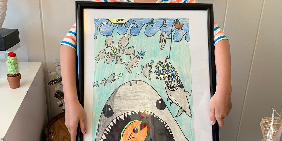 """""""Under The Sea"""" Summer Session Ages 6-9"""