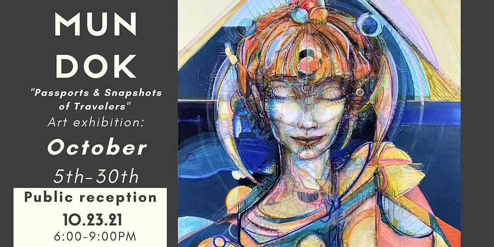 Artist Reception T.K. Mundok