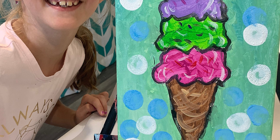 """""""Sweet Summer"""" Summer Session Ages 6-7"""
