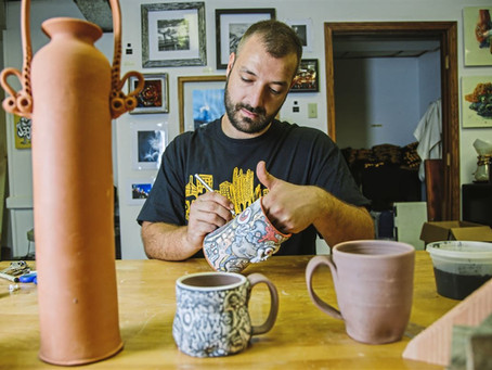 Artist Spotlight: Local Pottery N'at