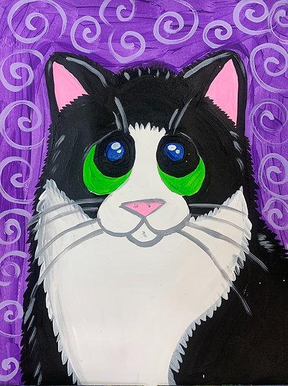 Cute Cat CURIO Kit