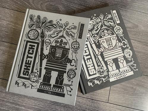 Limited Edition Sketchbooks