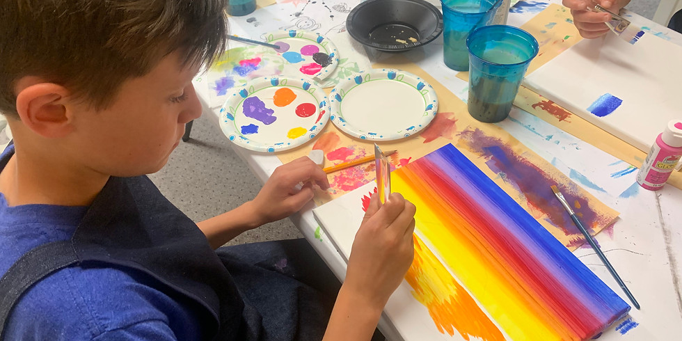 """""""Sweet Summer"""" Summer Session Ages 6-9"""