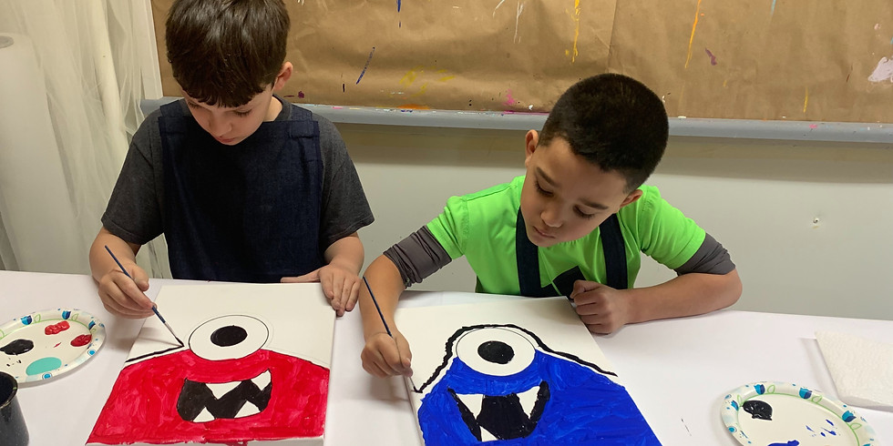 """""""Out Of This World"""" Summer Session Ages 6-9"""