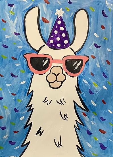 Party Llama CURIO Kit