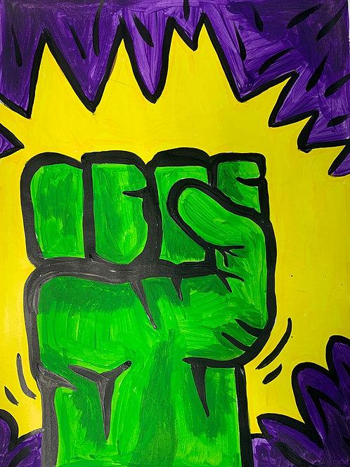 Hulk Hand DIY Kit