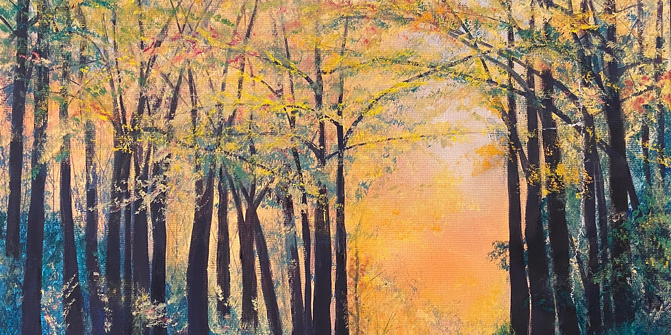 Dabble with Debbie, An Intro to Oil Painting 16+