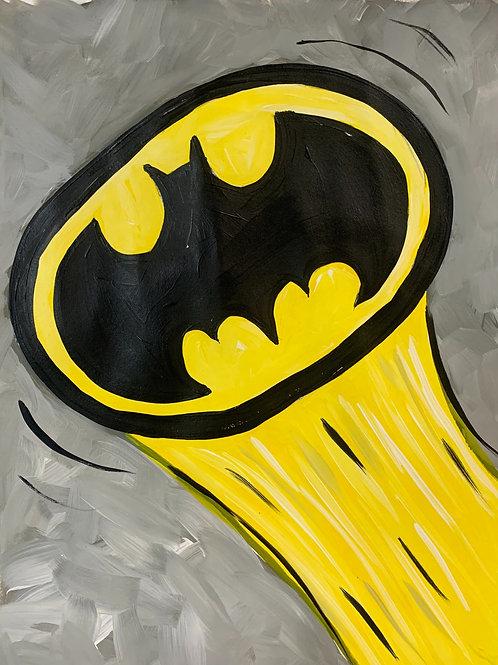Bat Symbol DIY KIT