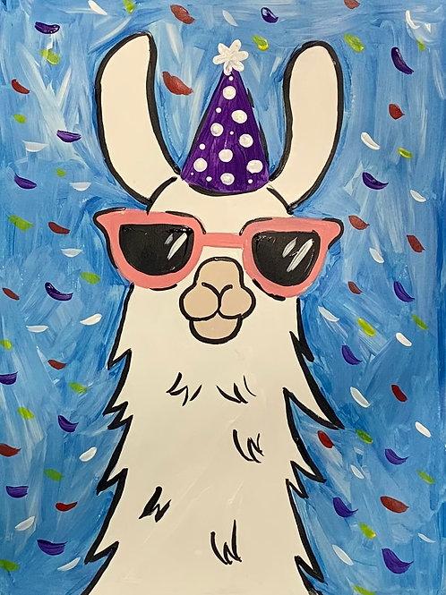 Party Llama DIY Kit