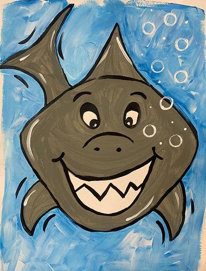 Smiling Shark CURIO Kit
