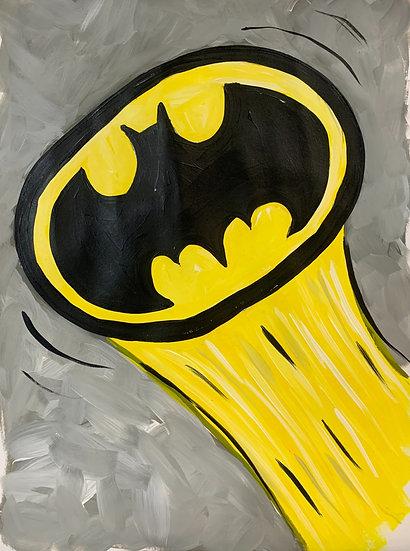 Bat Symbol CURIO Kit