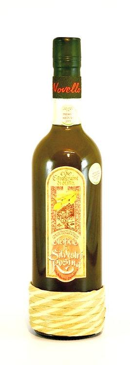 OLIO EXTRAVERGINE DI OLIVA NOVELLO (Novello Extravirgin Olive Oil)