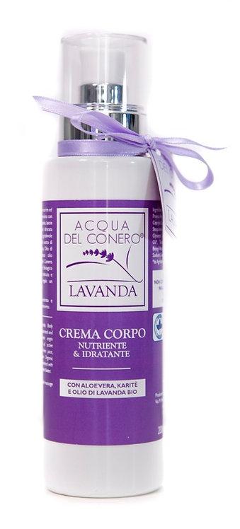 CREMA CORPO LAVANDA DEL CONERO (Body cream lavander of Conero)