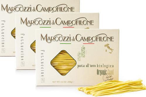 LE FETTUCCINE BIO di Campofilone  (Bio Fettuccine of Campofilone)