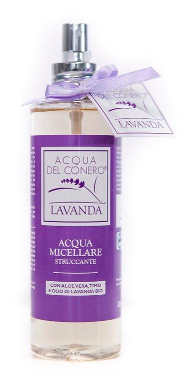 ACQUA MICELLARE LAVANDA DEL CONERO (Micellar water lavander of Conero) lavander)