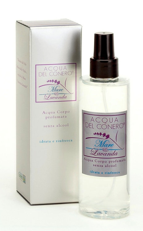 ACQUA CORPO MARE E LAVANDA (Body water sea and lavander)
